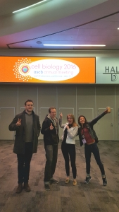 Folker Lab at ASCB 2016