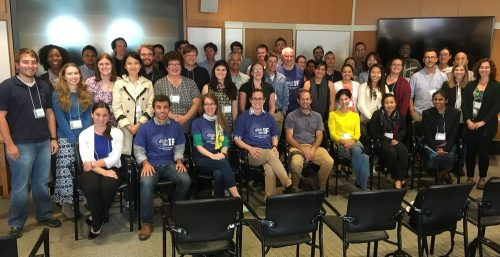 Folker Lab at the 2016 Northeast Nuclear Envelope Regional Meeting