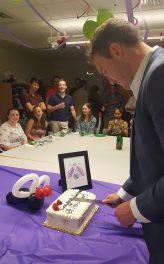 Celebrating Dr. Auld